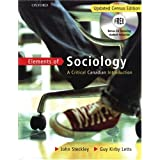 Elements of Sociology: A Critical Canadian Introductionby John Steckley