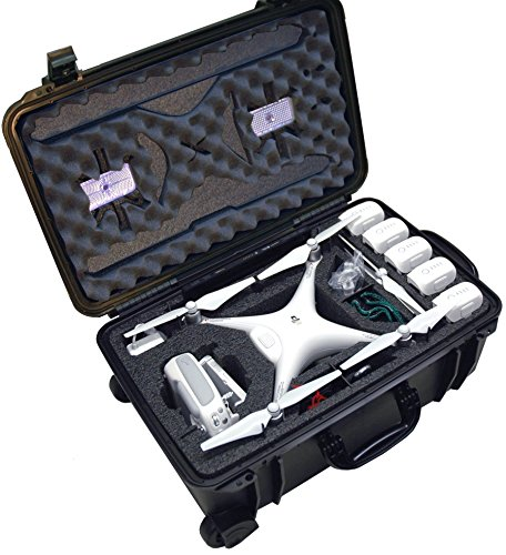 Case-Club-Waterproof-DJI-Phantom-4-Drone-Wheeled-Case-with-Silica-Gel-Propellers-On