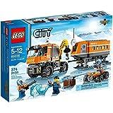 Lego - A1404101 - Base Arctique Mobile - City