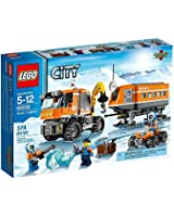 Lego City - 60035 - Jeu De Construction - La Base Arctique Mobile