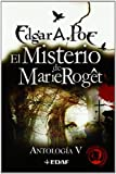 Misterio De Maria Roget/mistery of Maria Roget (Edgar A. Poe) (Spanish Edition)