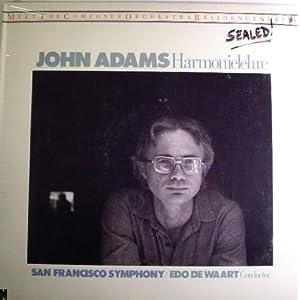 Symphony guide: John Adams's Harmonielehre