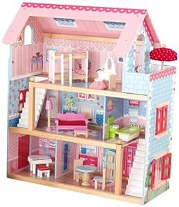 KidKraft 65054 Chelsea - Casa de muñecas