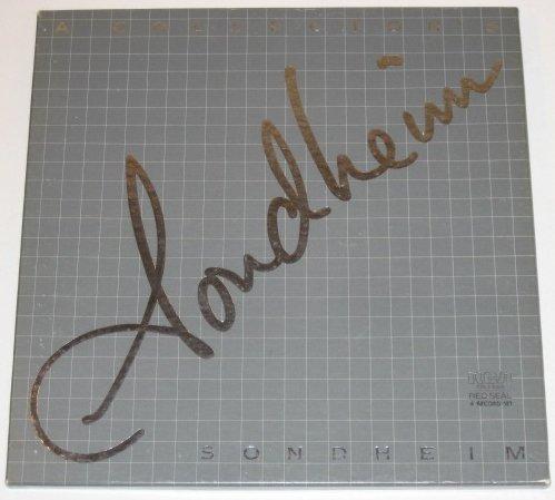 A Collector'S Sondheim front-265388