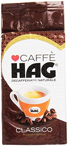 Hag - Caffè, Decaffeinato Naturale - 250 g