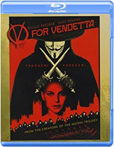 V for Vendetta [Blu-ray] [2006] [US Import]