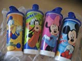 Tupperware Disney Mickey, Minnie, Donald Duck and Goofy Tumbler Set