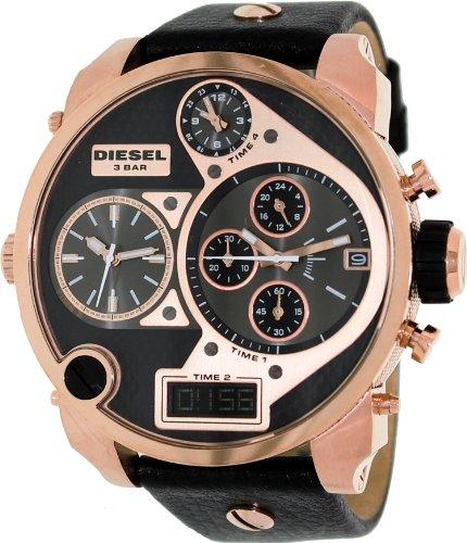 Diesel DZ7261 Mr. Daddy 4 Time Zone Rose Gold Tonel Men's watch
