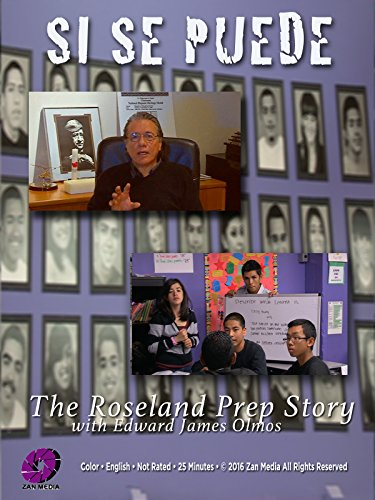 Si Se Puede, The Roseland Prep Story on Amazon Prime Video UK