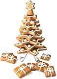 Tescoma Delícia Christmas Tree Cookie Cutters Set
