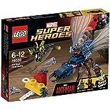レゴ スーパー・ヒーローズ アントマン ファイナルバトル 76039