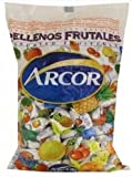 Arcor Assorted Fruit Flavored Kosher Candy with Chewy Centers 2 Packs