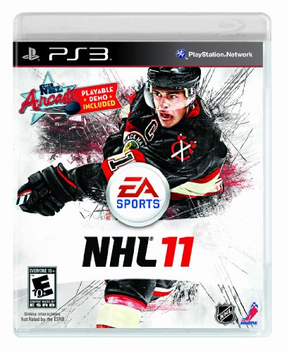 NHL 11 on PS3