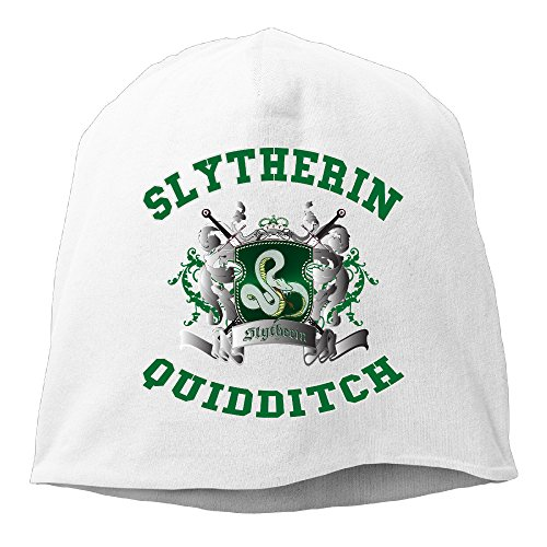 YUVIA Slytherin Quidditch Men's&Women's Patch Beanie SkiingWhite Caps Hats For Autumn And Winter (Ninja Turtles Nike Shoes compare prices)