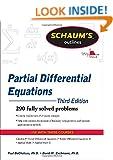 Schaum's Outline of Partial Differential Equations (Schaum's Outline Series)