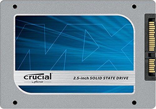 Crucial MX100 2.5インチ内蔵型SSD 512GB SATAIII CT512MX100SSD1