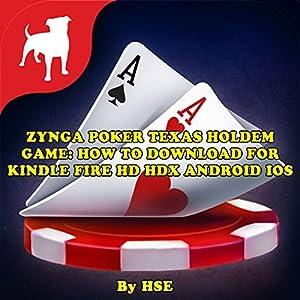 Zynga Poker Texas Holdem Game Audiobook
