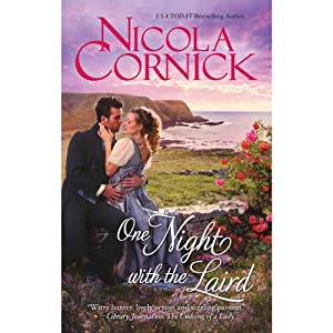One Night with the Laird Audiobook