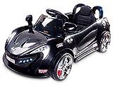 Toyz Aero Kinder Elektroauto Kinderauto Elektrofahrzeug Roadster Cabrio 2x Motoren