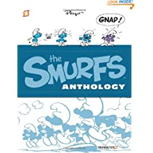 The Smurfs Anthology #1 (Smurfs Graphic Novels) - Matt. Murray