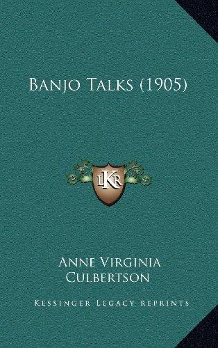 Banjo Talks (1905)