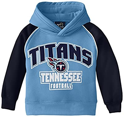 NFL Tennessee Titans Team Two Tone Fleece Hoodie