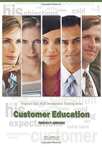 Customer Education: Pinpoint Sales Skill Development Training Series