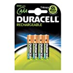 Duracell Rechargeable Accu HR03 950 m...