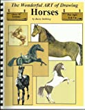 img - for The Wonderful Art of Drawing Horses book / textbook / text book