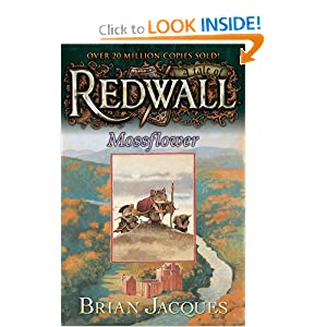 Mossflower (Redwall, Book 2) Brian Jacques and Gary Chalk