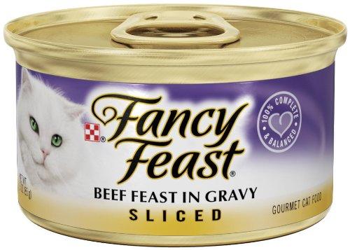 Fancy Feast Sliced Beef Feast In Gravy