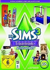 Die Sims 3 Traumsuite-Accessoires ab 13,97 Euro inkl. Versand
