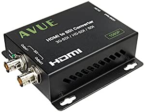AVUE HDMI to SDI Converter Supports 1080P