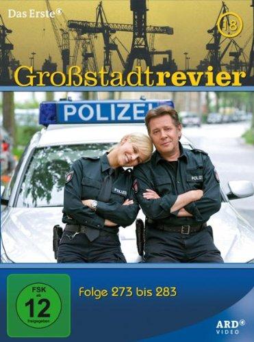 Großstadtrevier - Box 18, Folge 273 bis 283 [4 DVDs]
