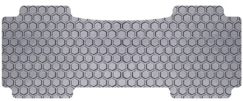 Intro-Tech Hexomat Third Row Custom Floor Mat for Select Chrysler Town & Country Mini Van Models - Rubber-like Compound (Gray) (Like A Rock Ch compare prices)