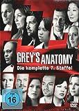 Grey's Anatomy - Die jungen Ärzte: Staffeln 7-10 (24 DVDs)