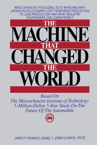 Machine That Changed the World: The Massachusetts Institute of Technology 5-million-dollar, 5-year Report on the Future of the Automobile Industry