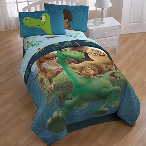 Good Dinosaur Trio Twin Comforter and Sheet Set