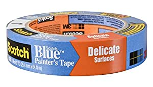3M Painter's Tape, Advanced Delicate Surface, .94-Inch by 60-Yard