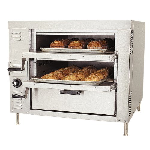 "Bakers Pride Gp-51 Oven, Countertop, Gas, Pizza/Bake, Single Compartment Two 21""W X"
