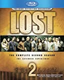 Lost: The Complete Second Season [Blu-ray]