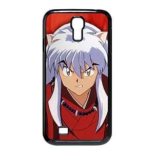 INUYASHA Inuyasha Cool DIY Anime SamSung Galaxy S4 I9500 Hard Plastic Case Cover Custom Perfect Design