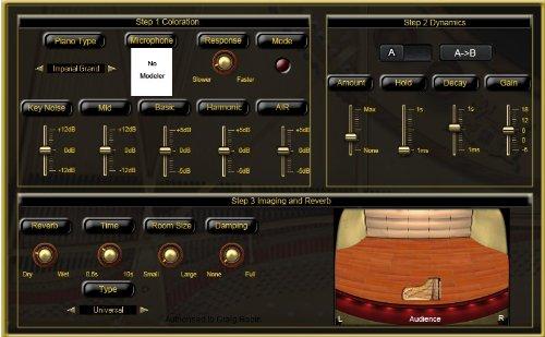 Sound Magic Pianist Audio Plug In