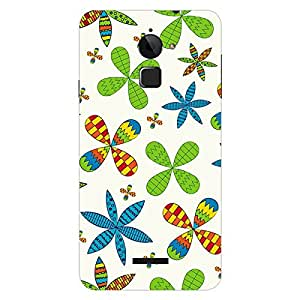 Garmor Designer Silicone Back Cover For Coolpad Note 3 Lite