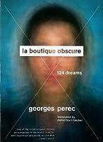 La Boutique Obscure: 124 Dreams