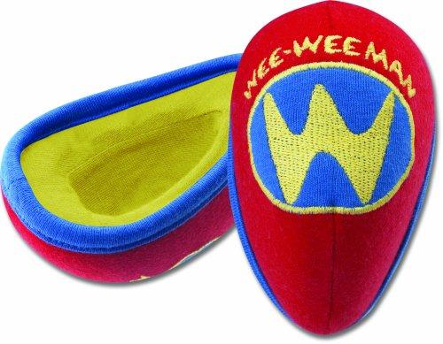 Sozo Wee Wee Man Weeblock, Red/Blue - 1