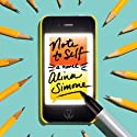 Note to Self Audiobook by Alina Simone Narrated by Aimee Castle