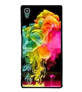 Colour Spurt 2D Hard Polycarbonate Designer Back Case Cover for Sony Xperia Z5 :: Sony Xperia Z5 Dual