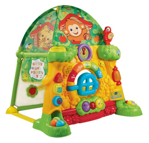 Vtech Grow And Discover Tree House Toy front-10630