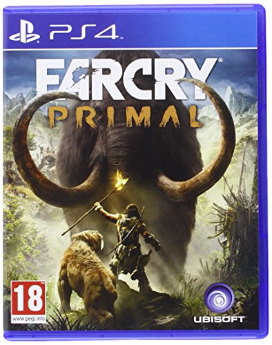 No te pierdas Far Cry Primal para PS4